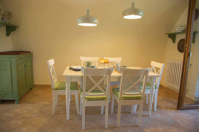 Dining Room - Villa Olivee Bellagio
