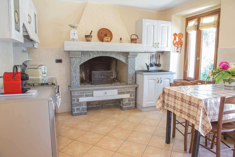 kitchen - Villa Olivee Bellagio