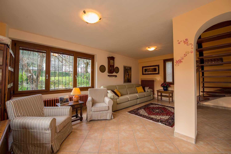 Living Room - Villa Olivee Bellagio