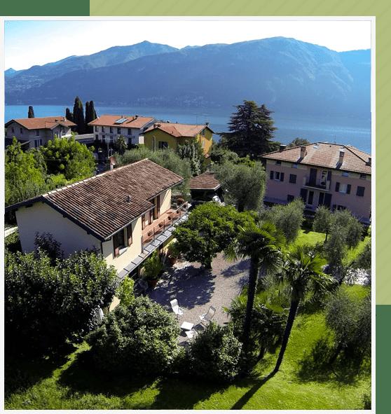 Garden - Villa Olivee Bellagio