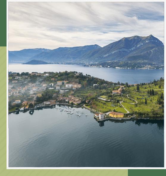 Pescallo - Villa Olivee Bellagio
